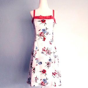 RARE! Anthropologie Pansy Dress by Elevenses, sz 6